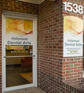Hollymead Dental Arts Dental office in Charlottesville va